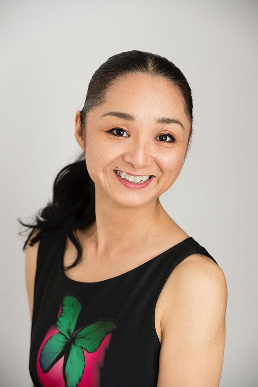 小出 領子 - Reiko Koide